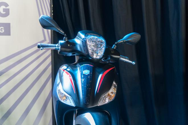 Medley ABS 150 ra mắt, giá bán từ 73,5 triệu đồng, đối trọng của SH 150 - 7