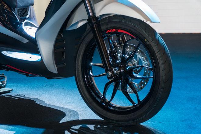 Medley ABS 150 ra mắt, giá bán từ 73,5 triệu đồng, đối trọng của SH 150 - 9