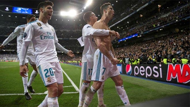 """Bốc thăm bán kết Cup C1: Real - Ronaldo gặp đội nào """"khoai"""" nhất? - 1"""