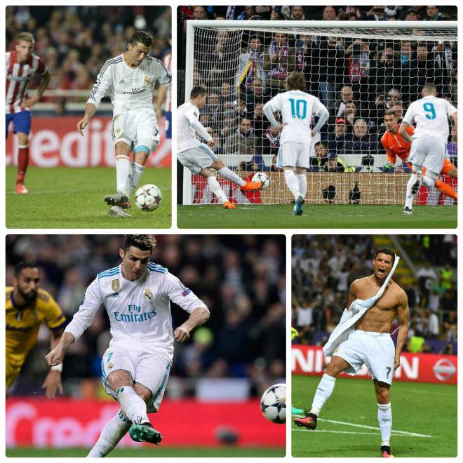 """Ronaldo là """"Vua sút 11m"""": Núi Champions League nào Real cũng leo - 2"""