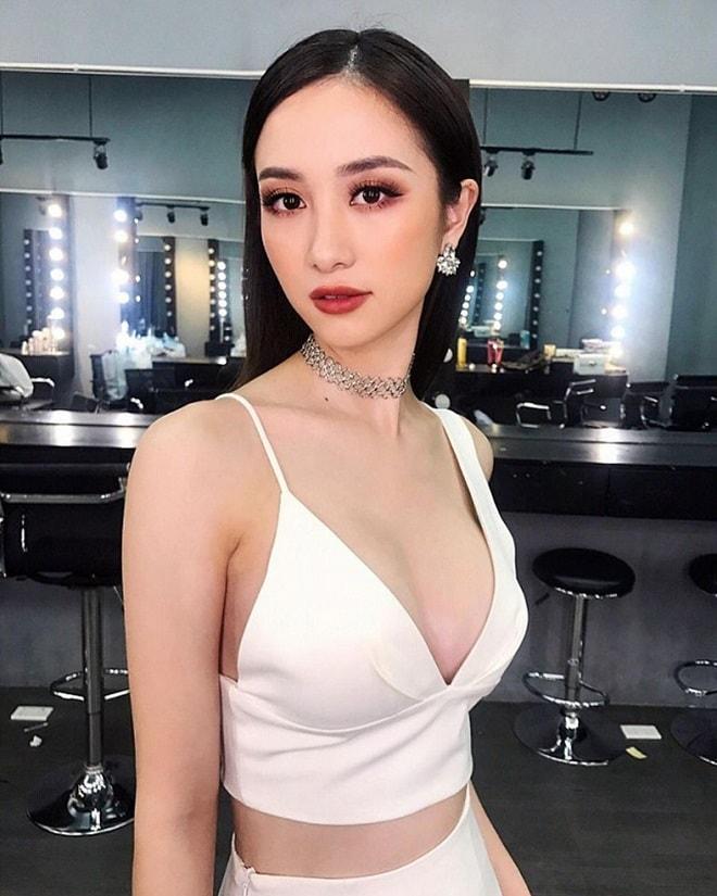 """Hot girl trà sữa Việt: """"Tôi không hối hận vì đã nâng ngực"""""""