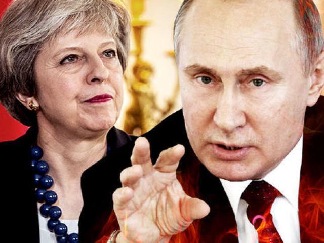 """Anh có thể bị Nga """"xóa sổ"""" nếu đứng về phía Mỹ tấn công Syria?"""