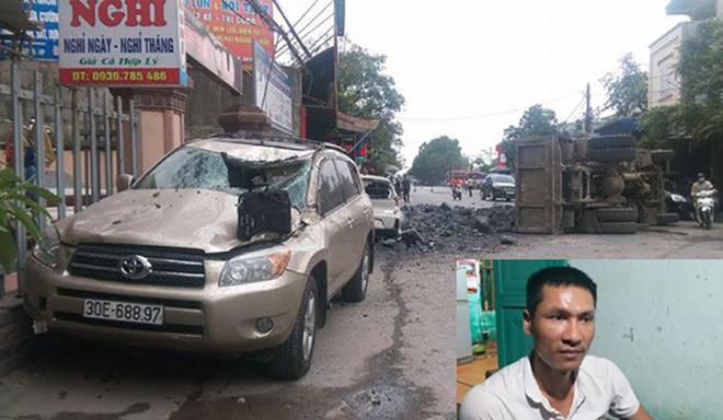 Vụ tài xế bẻ lái cứu 2 nữ sinh: Chủ xe Toyota lần đầu lên tiếng về khoản đền bù - 1
