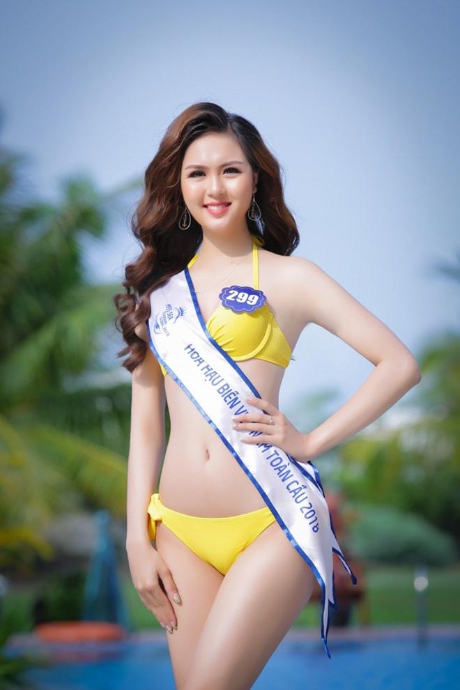 Tình cũ 3 năm của Lê Hiếu: Cô gái đẹp nổi bật ở Hoa hậu Biển Việt Nam toàn cầu - 3