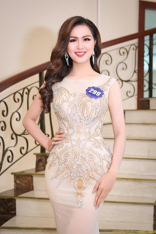 Tình cũ 3 năm của Lê Hiếu: Cô gái đẹp nổi bật ở Hoa hậu Biển Việt Nam toàn cầu - 4