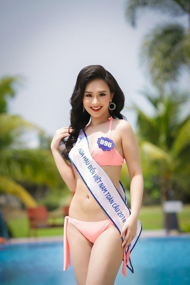 Tình cũ 3 năm của Lê Hiếu: Cô gái đẹp nổi bật ở Hoa hậu Biển Việt Nam toàn cầu - 13