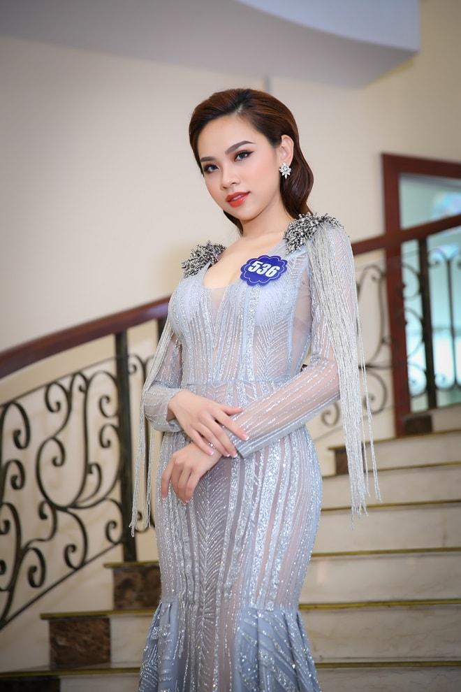 Tình cũ 3 năm của Lê Hiếu: Cô gái đẹp nổi bật ở Hoa hậu Biển Việt Nam toàn cầu - 12
