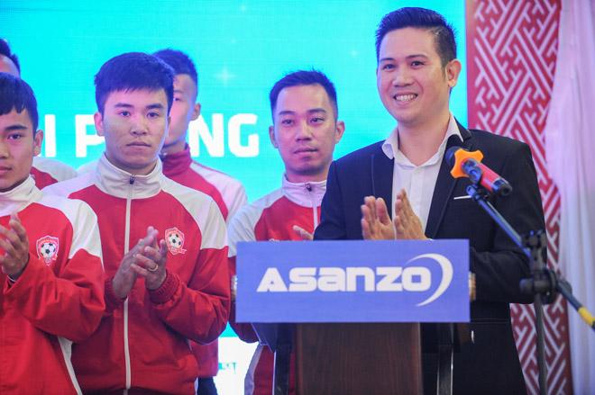 """""""Bầu Tam"""" tuyên bố thưởng 100 triệu cho CLB Hải Phòng nếu đánh bại đương kim vô địch - 5"""