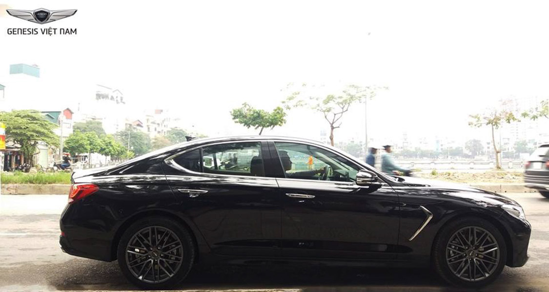 Genesis G70 có giá 1,7 tỷ đồng tại Việt Nam - 2
