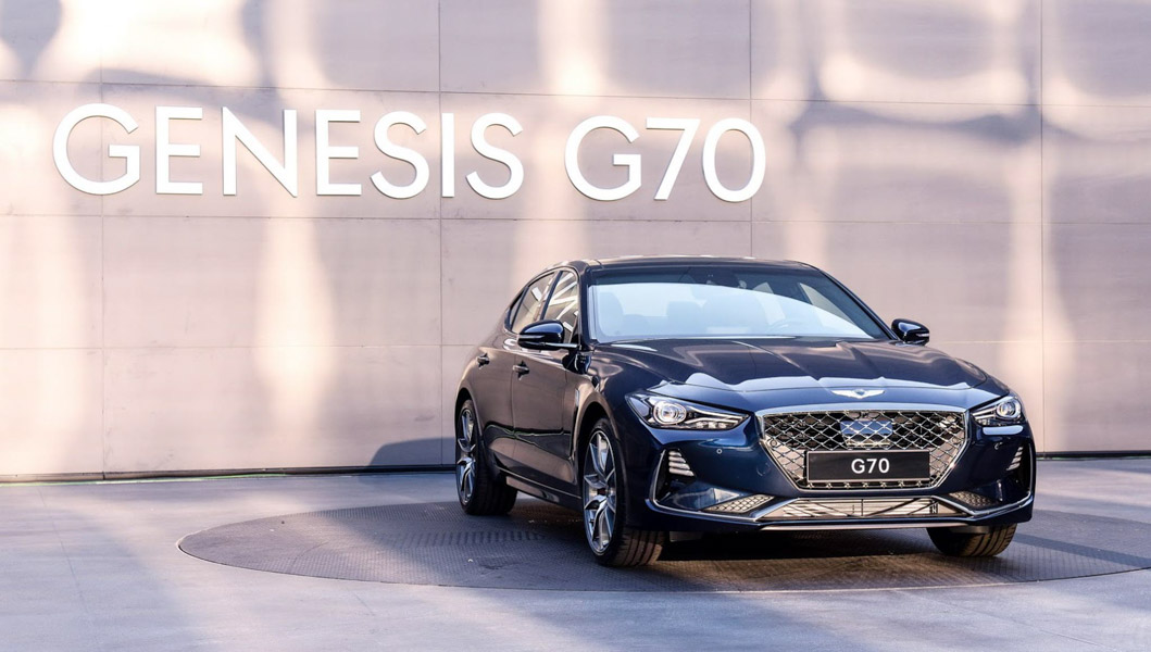 Genesis G70 có giá 1,7 tỷ đồng tại Việt Nam - 7
