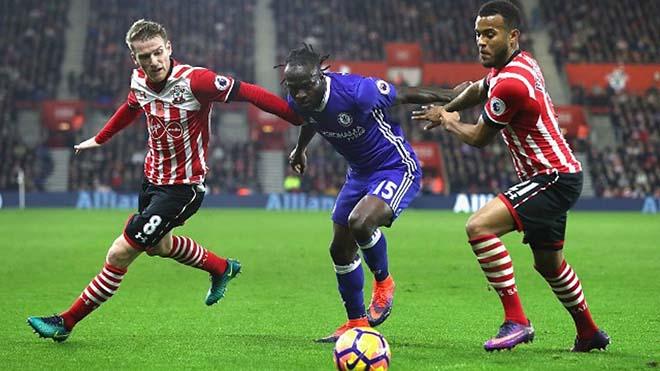 Southampton - Chelsea: Còn nước còn tát, chờ bài trùng Hazard - Morata
