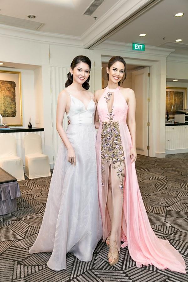 Hoa hậu đẹp nhất thế giới 2013 lộng lẫy ở Việt Nam - 3