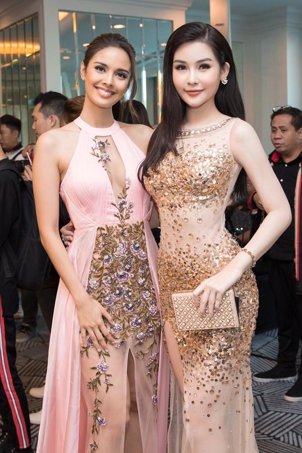 Hoa hậu đẹp nhất thế giới 2013 lộng lẫy ở Việt Nam - 5
