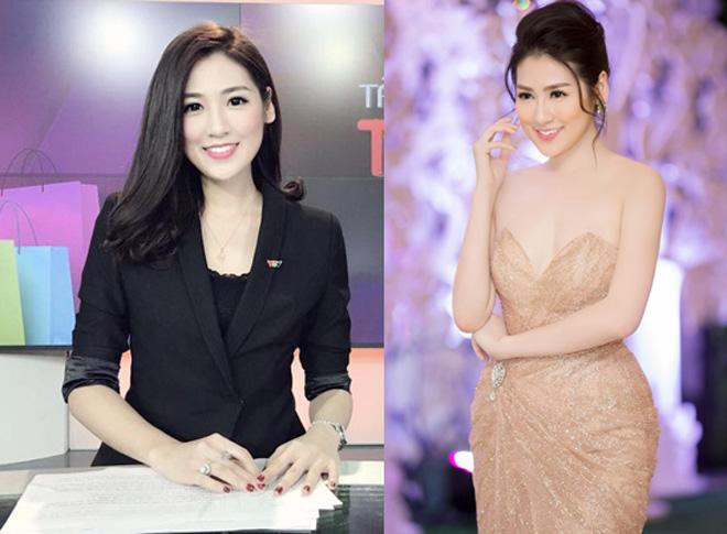 """Biên tập viên VTV - Á hậu Tú Anh: """"Tiền lương không đủ mua hàng hiệu"""""""