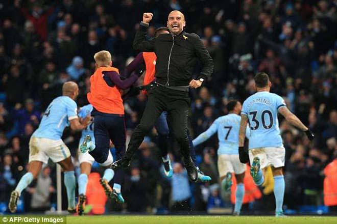 """""""Tân vương"""" Man City: Guardiola và những """"dị biệt"""" tạo nên huyền thoại - 1"""