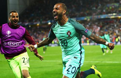 Bồ Đào Nha-Ronaldo: Vô địch EURO với 7 trận hòa liên tiếp?