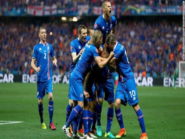 """Iceland: """"Hàn băng chưởng"""" giữa chảo lửa EURO 2016"""