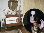 Ca nhạc - MTV - Bí mật rợn người trong căn phòng của Michael Jackson