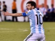 """Bóng đá - Ro béo: """"Messi đã bỏ rơi chúng ta"""""""