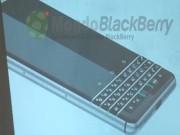 Thời trang Hi-tech - BlackBerry để lộ cấu hình 3 smartphone mới