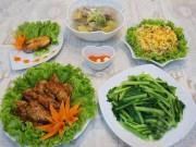 Ẩm thực - Bữa cơm chiều Chủ nhật với 5 món siêu ngon
