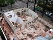 Tin tức trong ngày - Biệt thự cổ ở trung tâm TP HCM bị phá dỡ