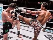 Thể thao - Huyền thoại Muay Thái thị uy sức mạnh tuổi 35