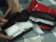 An ninh Xã hội - Phát hiện ma túy đá giấu trong phòng ngủ của đôi tình nhân
