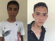 An ninh Xã hội - Bắt 2 đối tượng gây hàng chục vụ cướp giật ở Hà Nội