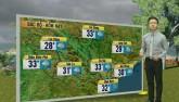 Dự báo thời tiết VTV 1/7: Thời tiết mát mẻ, nhiều nơi có mưa