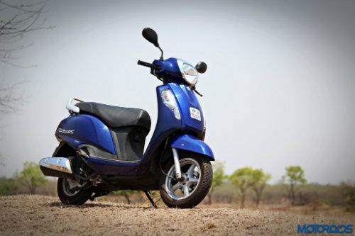 Soi xét Suzuki Access 125 mới, giá rẻ 18 triệu đồng