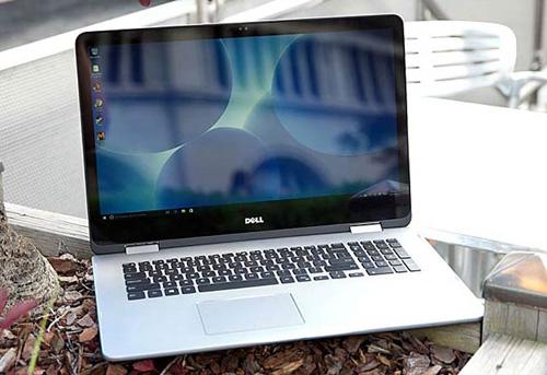 Dell Inspirion 17 7000: Thiết kế tuyệt vời, hiệu suất mạnh