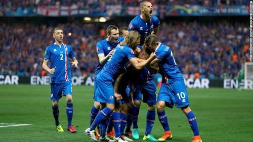 Địa chấn EURO 2016: Chung kết xứ Wales – Iceland