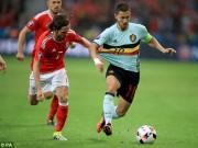 Bóng đá - Xứ Wales - Bỉ: 4 bàn thắng & 2 siêu phẩm