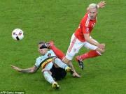 """Bóng đá - Chi tiết Xứ Wales - Bỉ: Dấu chấm hết cho """"Quỷ đỏ"""" (KT)"""