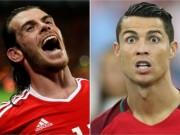 Bóng đá - Fan muốn Bale thắng để được nhìn Ronaldo khóc