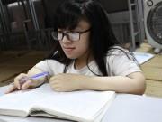 Tin tức trong ngày - Cô gái xương thủy tinh mơ ước thành sinh viên CNTT