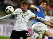 """Bóng đá - Đức – Italia: Boong-ke thách thức """"xe tăng"""""""