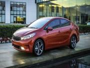 Tin tức ô tô - Kia Forte 2017 tươi mới lộ diện, giữ bí mật giá bán