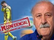 Bóng đá - Đội tuyển Tây Ban Nha bị loại vì… Casillas?