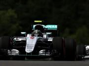 Thể thao - Chạy thử Austrian GP: Rosberg vào form