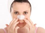 Làm đẹp - 8 cách điều trị mụn đầu đen trên mũi rẻ, nhanh, sạch