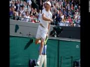 """Thể thao - Querrey """"lên đồng"""", Djokovic xuống dốc"""