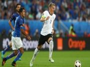"""Bóng đá - Góc ảnh Đức – Italia: """"Lửa"""" ở dưới sân & trên khán đài"""