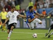 Bóng đá - Chi tiết Đức - Italia: Không có chỗ cho sai lầm (KT)