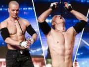 """Ca nhạc - MTV - """"Khó thở"""" với màn trình diễn của hotboy tại Got Talent Anh"""