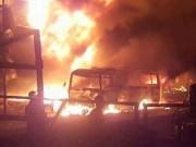 Thế giới - Đánh bom liên tiếp ở thủ đô Iraq, 115 người thiệt mạng