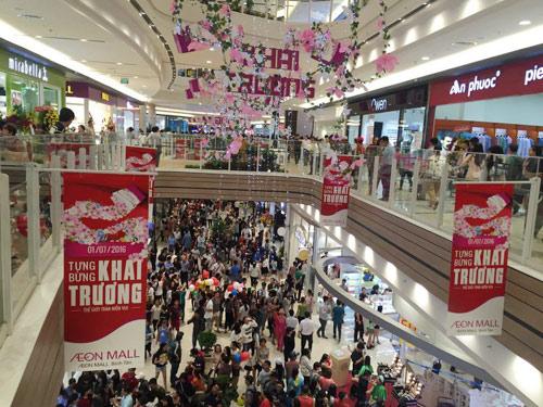 Mirabella 'khuấy động' Aeon Mall Bình Tân ngày khai trương - 1