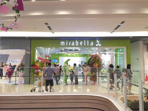 Mirabella 'khuấy động' Aeon Mall Bình Tân ngày khai trương - 2
