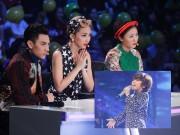 """Ca nhạc - MTV - VN Idol Kids: """"Soái ca nhí"""" bị Văn Mai Hương cảnh cáo"""